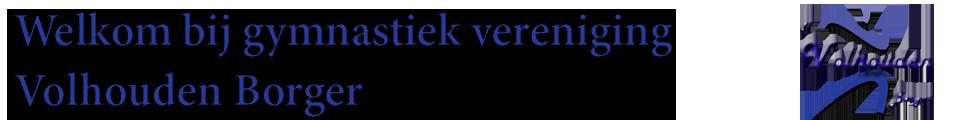 GV-Volhouden